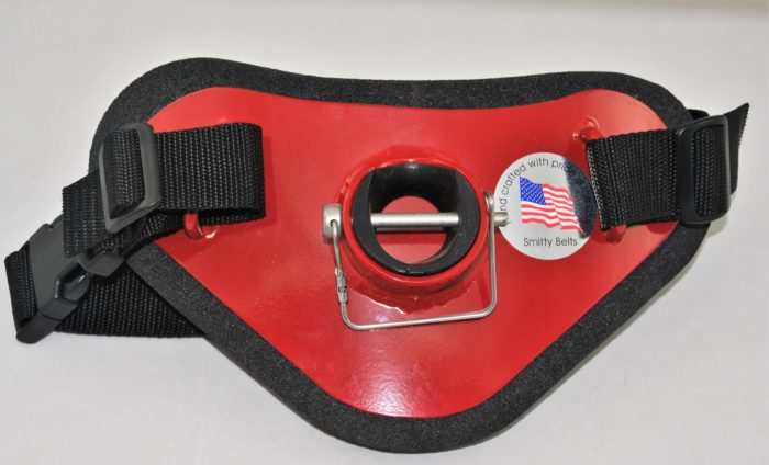 Day Belt Small Red with Belt